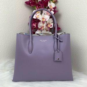 Kate Spade Medium Eva Breezy floral Satchel